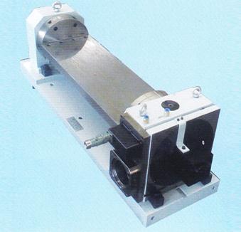 HLTP系列数控转台与尾座组合体